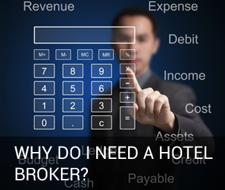 Why do I need a hotel broker? photograph